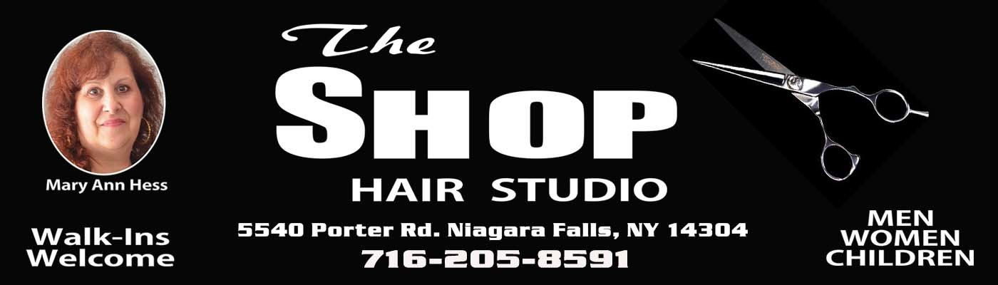 The Shop Hair Studio – Haircuts for Men, Women & Children